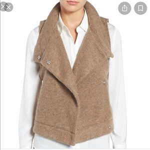 BB Dakota Rib Knit Vest
